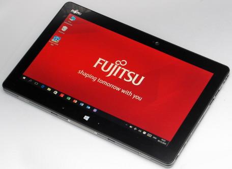 планшет Fujitsu STYLISTIC Q665 - внешний вид