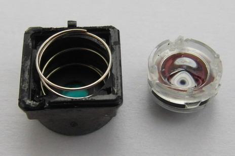 Устройство камеры смартфона (мобильного телефона) - корпус и линзы